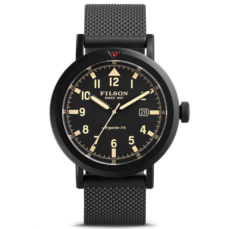 Filson scout argonite quartz watch for men save 51 for Argonite watches