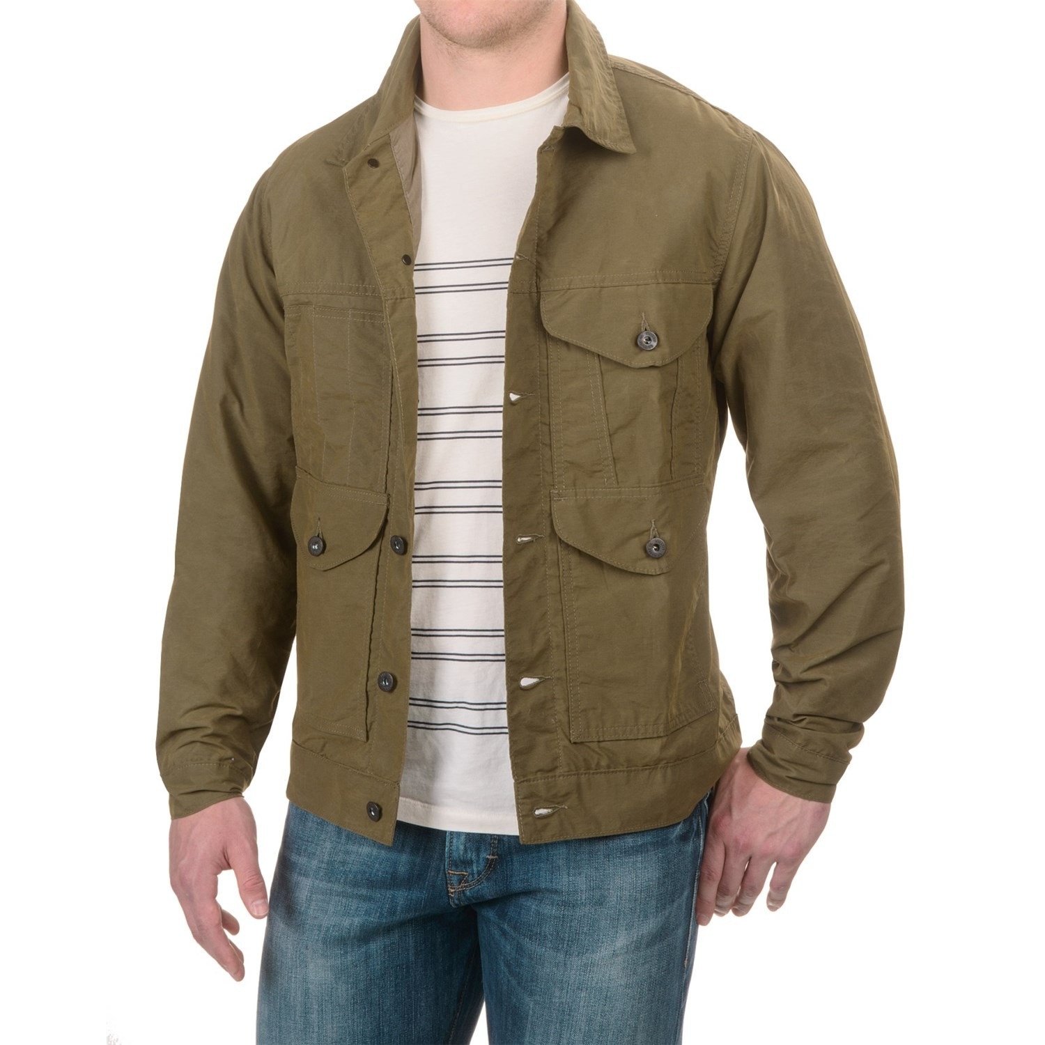 Filson Short Cruiser Jacket (For Men) - Save 53%