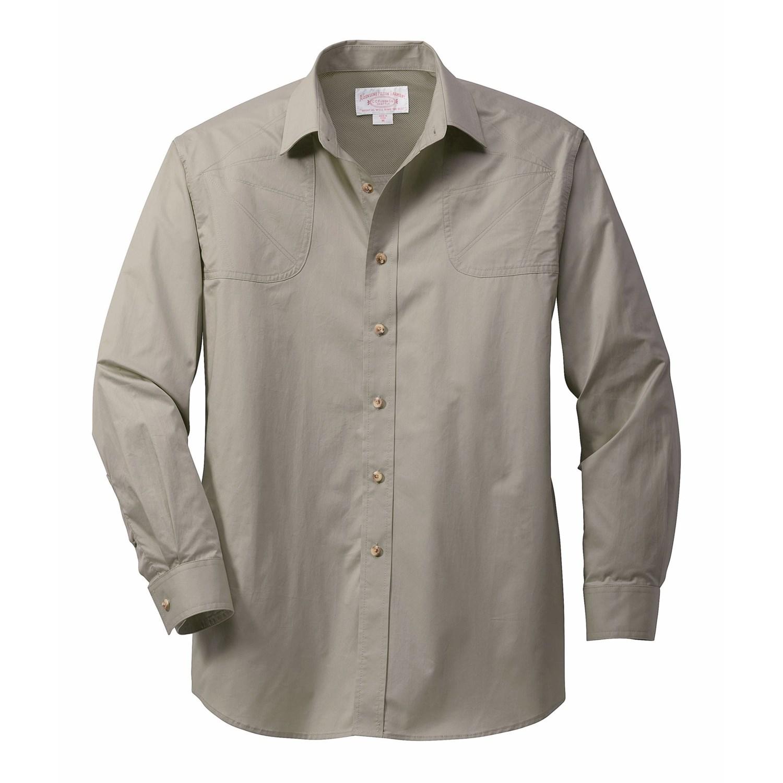 Filson Spf Shooting Shirt Long Sleeve For Men Save 27