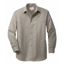 Filson SPF Shooting Shirt - Long Sleeve (For Men) in Olive Green - Closeouts