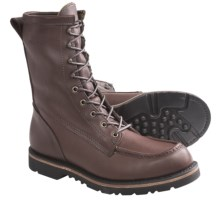 Filson Uplander Field Boots - Insulated (For Men) in Brown - Closeouts