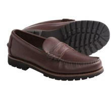Filson Uplander Loafer Shoes - Leather (For Men) in Brown - Closeouts
