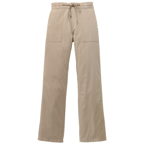 Filson Voyage Pants - Cotton Poplin Blend (For Women) in Desert Tan