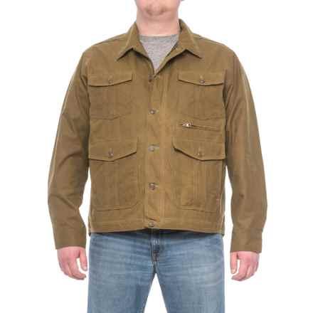 Filson Westlake Jacket (For Men and Big Men) in Dark Tan - Closeouts