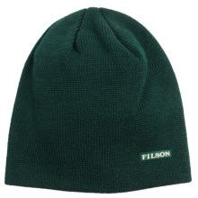 Filson Wool Skull Cap (For Men and Women) in Green - Closeouts