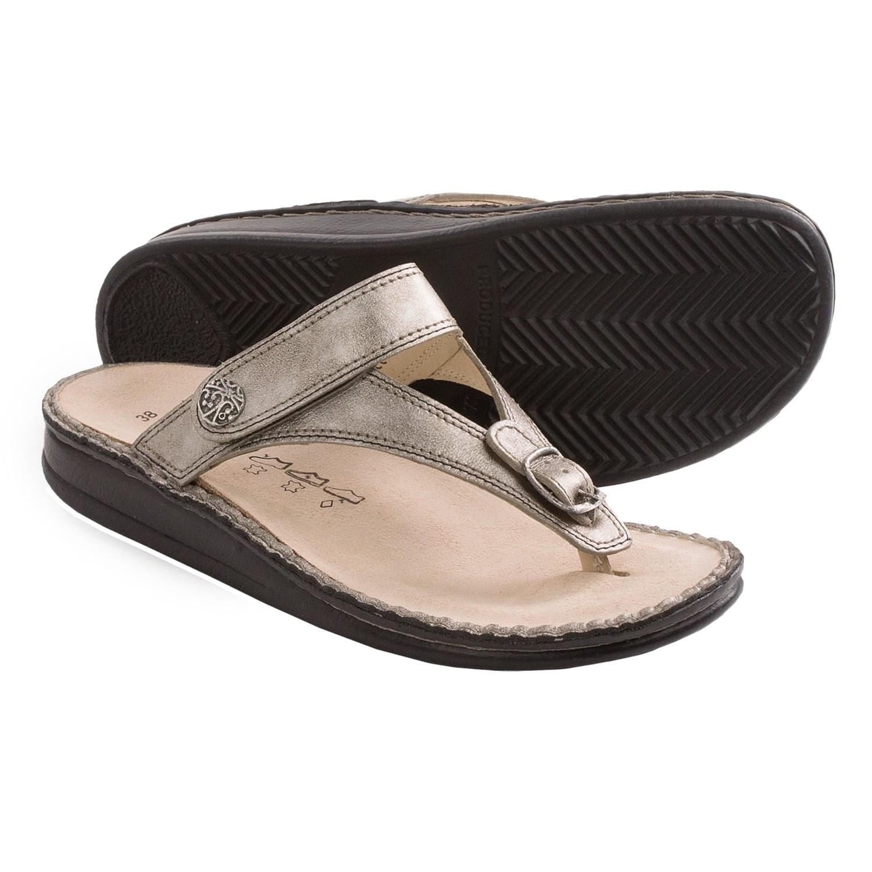 Finn Comfort Soft Alexandria Sandals For Women Save 34