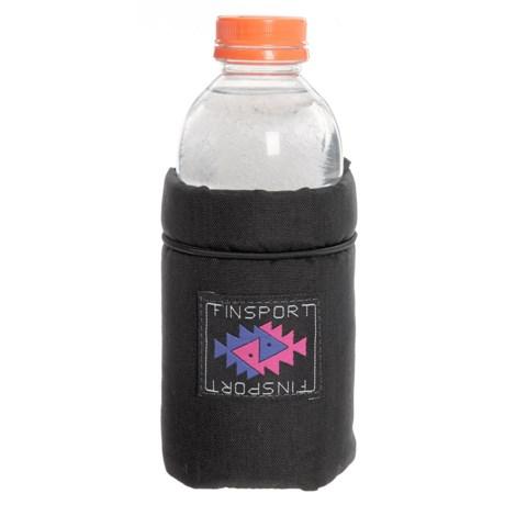 Finsport Water Bottle Pouch in Black