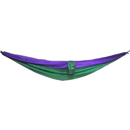 Firelite Single Hammock in Purple Forest - Closeouts
