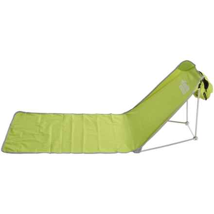 Firelite Ultra-Lightweight Packable Lounge Chair in Green - Closeouts