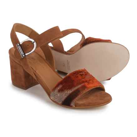 Firenze.Studio Gigi Sandals (For Women) in Cognac - Closeouts