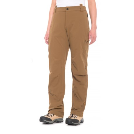 First Lite Alturas Guide Lightweight Pants (For Women) in Dry Earth