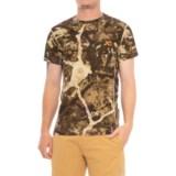 First Lite Llano Lightweight Shirt - Merino Wool, Short Sleeve (For Men)