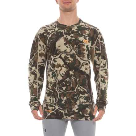 First Lite Minaret Shirt - Merino Wool, Long Sleeve (For Men) in Fusion - Closeouts