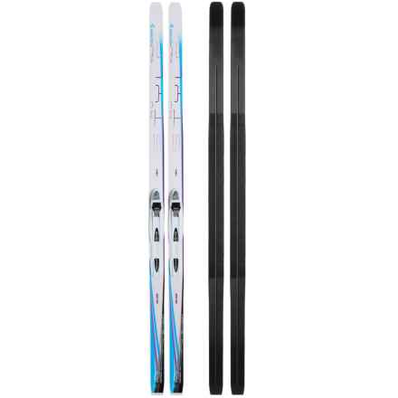 Fischer Desire My Style Cross-Country Skis with NNN Bindings (For Women) in See Photo - Closeouts