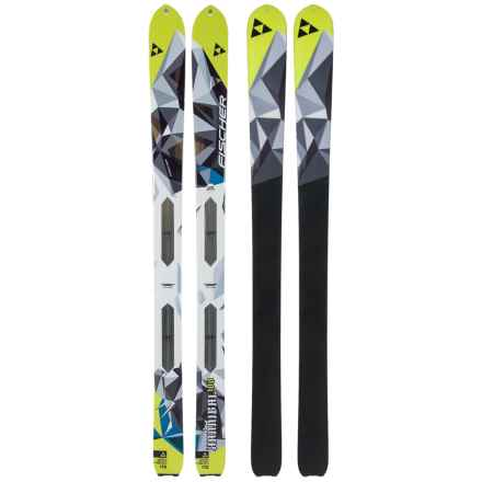 Fischer Hannibal 100 Alpine Skis in See Photo - Closeouts