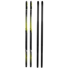 Fischer Orbiter Classic Cross-Country Touring Skis - NIS Mounting Plate in See Photo - Closeouts