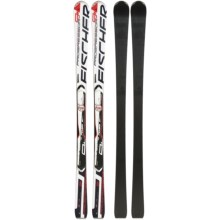 Fischer P9 Alpine Skis - 2nds in See Photo - 2nds