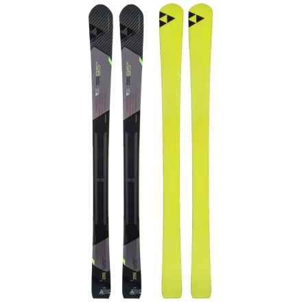 Fischer Pro Mtn 95 Ti Alpine Skis in See Photo - Closeouts