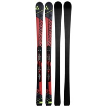 Fischer Progressor F18 Skis - RS 11 Powderrail Bindings in See Photo - Closeouts