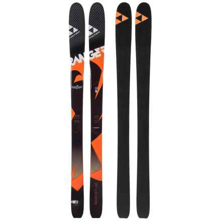 Fischer Ranger 90 Ti Alpine Skis in See Photo - Closeouts