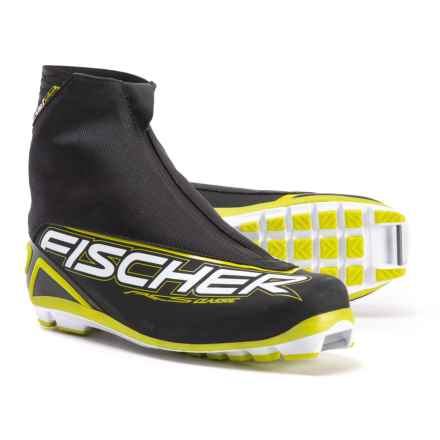 Fischer RCS Carbonlite Classic Nordic Ski Boots in See Photo - Closeouts