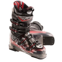 Fischer Viron 11 Ski Boots (For Men) in Transparent/Black - Closeouts
