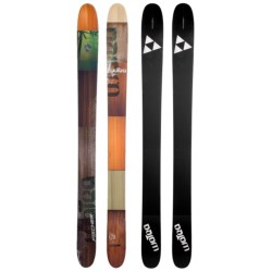 Fischer Watea 120 Alpine Skis in See Photo