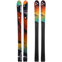 Fischer Watea 96 Alpine Skis (For Men) in See Photo - Closeouts