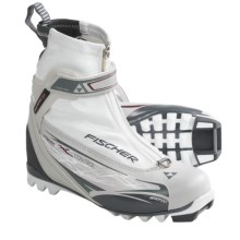 Fischer XC Control My Style Cross-Country Ski Boots - NNN (For Women) in White - Closeouts