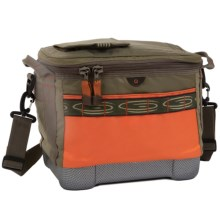 Fishpond Blizzard Soft Cooler in Sand/Cutthroat Orange - Closeouts