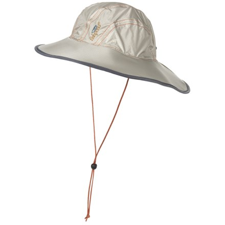 879dc90184a6a Fishpond Brim Hat (For Men) in Overcast