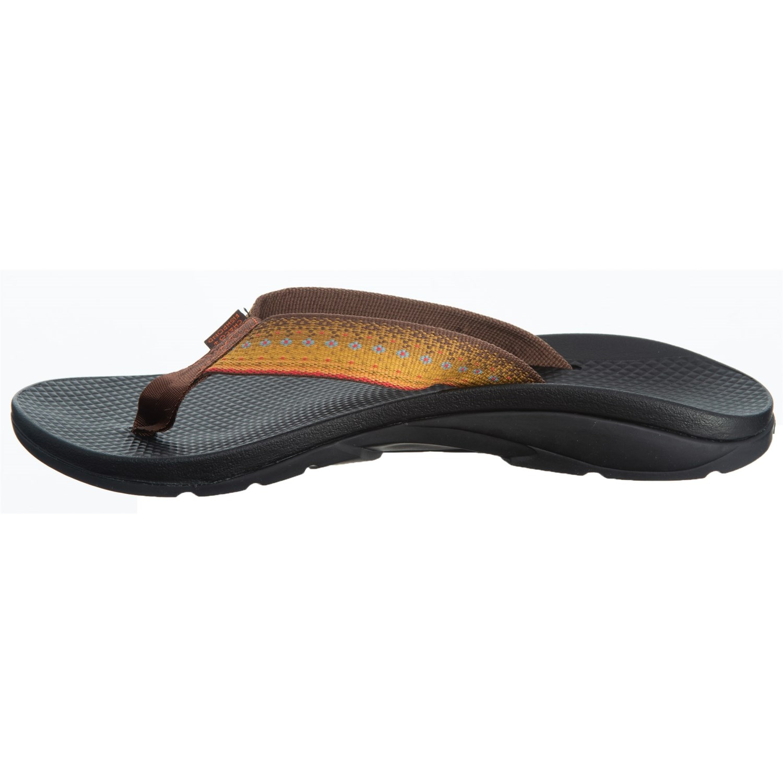 3ce90bce97b9 Fishpond Chaco Native Flip-Flops (For Men) - Save 28%