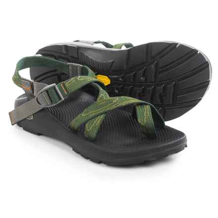 Fishpond Chaco Z/2 Sport Sandals - Vibram® Outsole (For Men) in Green/Olive/Black - Closeouts