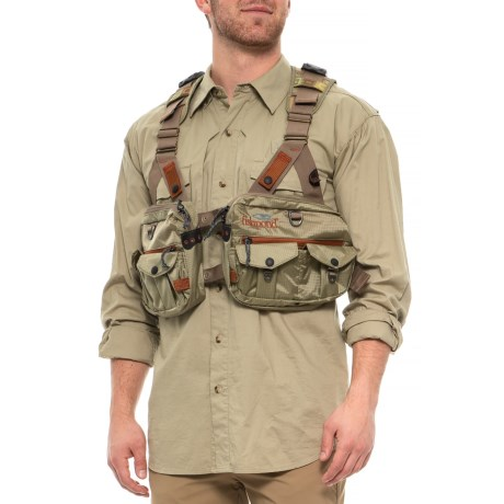 04482cdce7618 Fishpond Vaquero Tech Pack Vest - Waxed Cotton in Driftwood