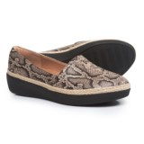 FitFlop Casa Leather Loafers (For Women)