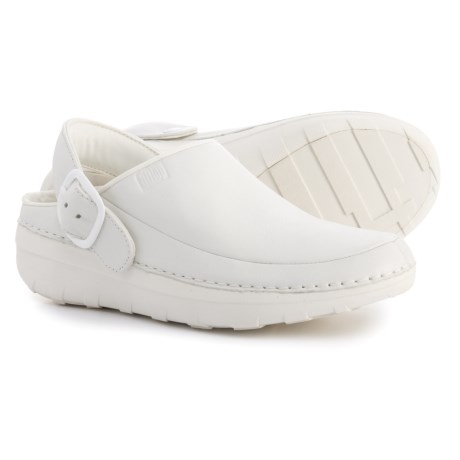 FitFlop Gogh Pro Superlight Clogs - Leather (For Women)