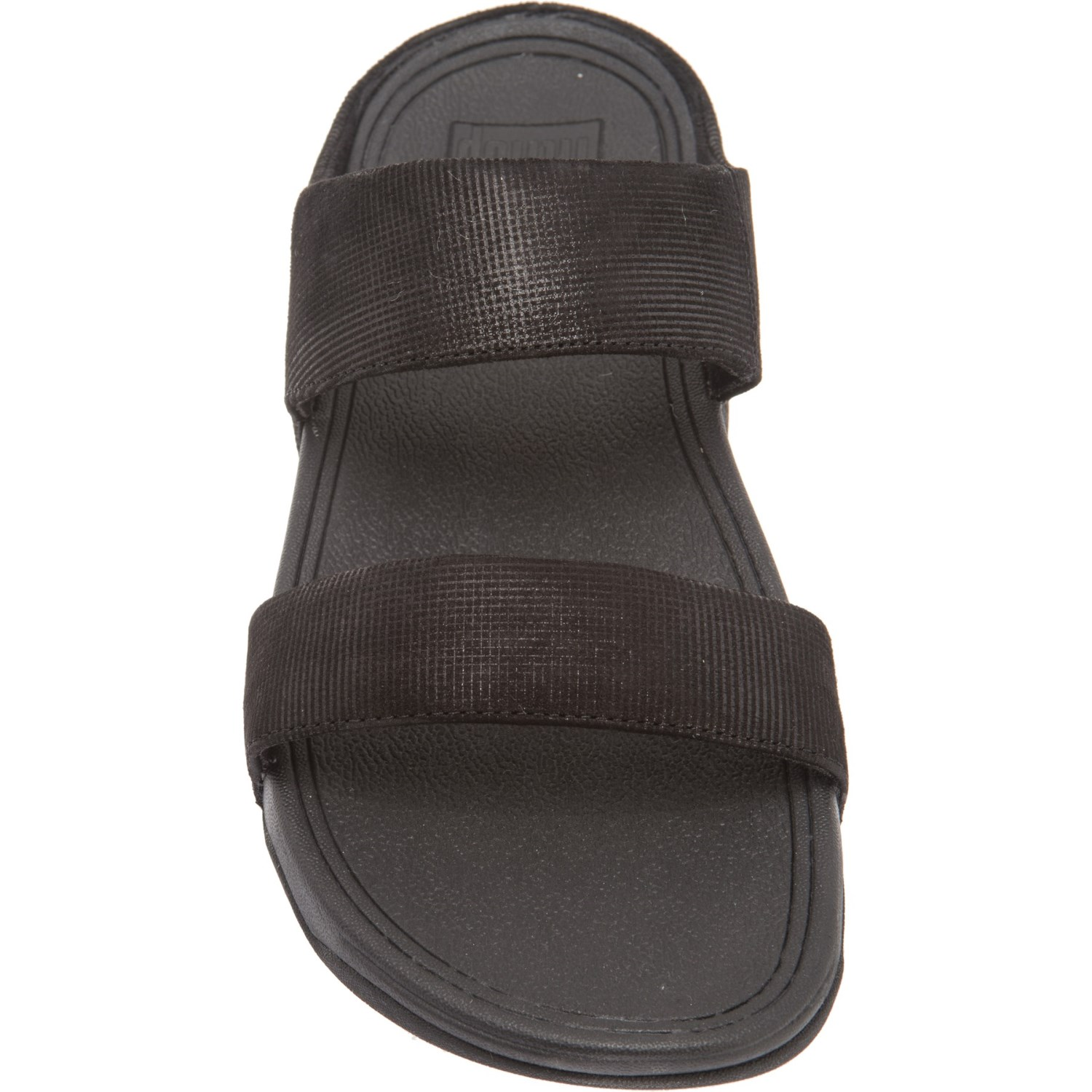dbd651ce1 FitFlop Lulu Shimmer Check Slide Sandals (For Women) - Save 32%