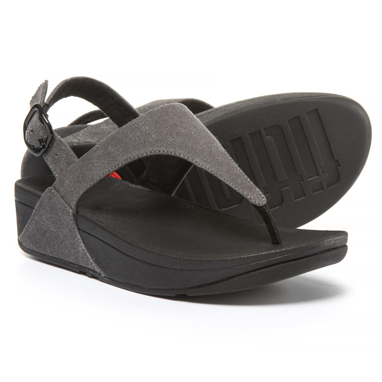 b021d7a5b FitFlop The Skinny Toe Flip-Flops (For Women)  6XuXh0603431  -  28.99