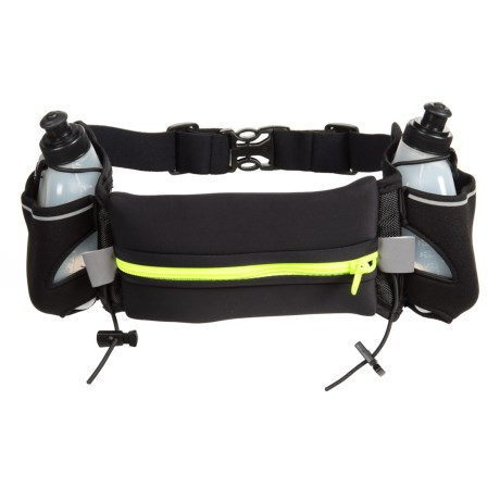 Fitletic Hydration Belt - 2 Bottles (9 oz.) in See Photo
