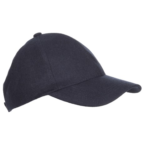 FITS Accessories Wool-Blend Baseball Cap (For Women)