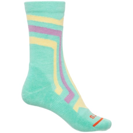 FITS Light Hiker Socks - Merino Wool, Crew (For Women)