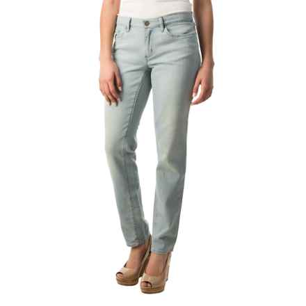 Five-Pocket Jeans (For Women) in Light Blue - 2nds