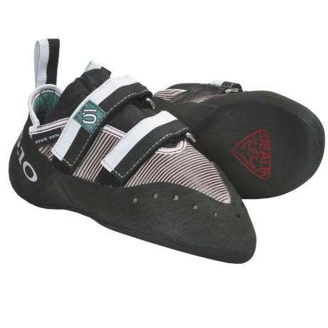 Five Ten 2012 Blackwing Climbing Shoes (For Women) in Strawberry