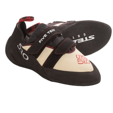Five Ten 2012 Galileo Climbing Shoes (For Men) in Ivory