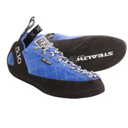 Five Ten 2012 Spire Climbing Shoes - Lace-Ups (For Men) in Blue