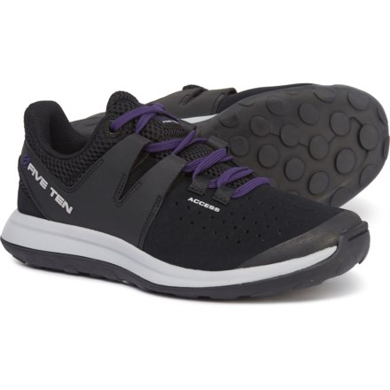 eb4a035aeafa00 Five Ten Access Hiking Shoes (For Women) in Black