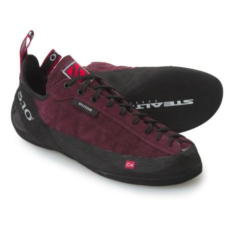 Five Ten Anasazi Guide Climbing Shoes (For Men) in Hero Brown