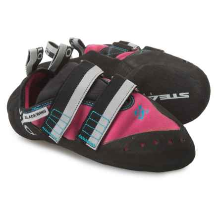 Five Ten Blackwing Climbing Shoes (For Women) in Pink/Blue - Closeouts