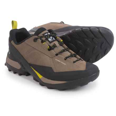 Five Ten Camp Four Hiking Shoes (For Men) in Brown/Yellow - Closeouts