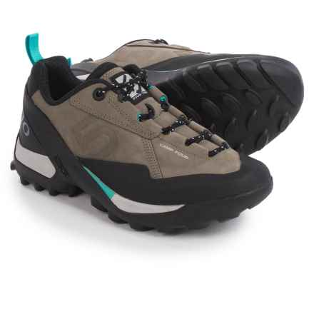 Five Ten Camp Four Hiking Shoes (For Women) in Brown/Mint - Closeouts